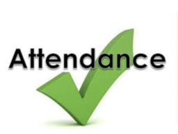 New Attendance Email Address