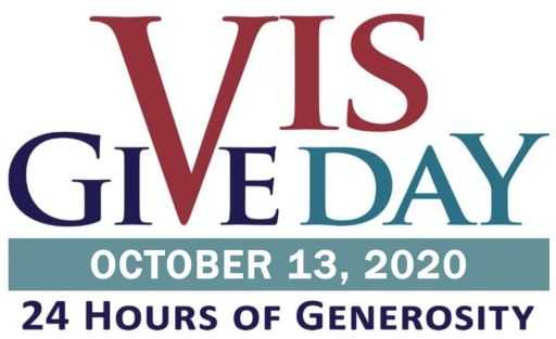 Vis Give Day is Today!