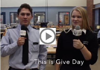 This is Give Day video