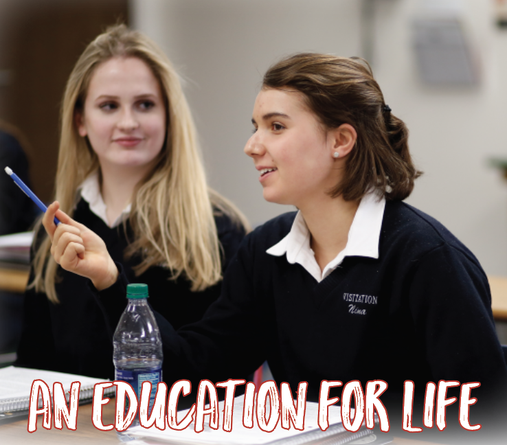 Visitation school provides an education for life.