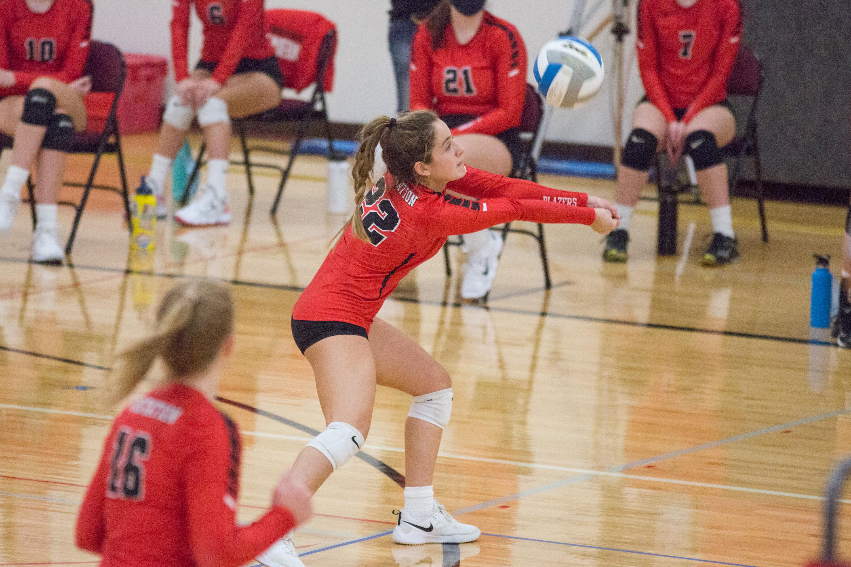 Visitation girls' volleyball